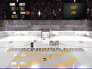 Игра Хоккей - Овертайм и буллиты