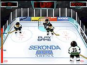 Игра Хоккей - Арена Секонда