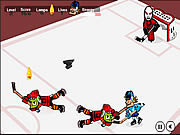 Игра Мания Тиро (хоккей)