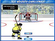 Игра Ледовый хоккейный вызов