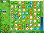 Игра Игра 3 в ряд на фермерскую тематику