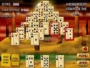 Игра Пасьянс пирамида проклятие мумии