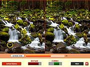 Игра Лесные водопады