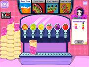 Игра Принцессы: летняя фруктовая хижина