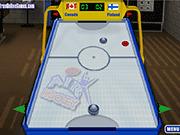 Игра Воздушный хоккей