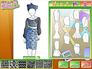 Игра Модная студия: африканский стиль