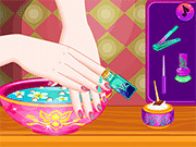 Игра Ручной спа-малыш для мамы