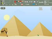 Игра Танки в пустыне