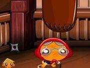 Игра Счастливые мартышки: Ниндзя