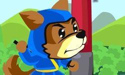 Игра Квест собаки-ниндзя