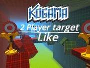 Игра Kogama: 2 Player Target Parkour