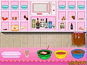 Игра Как сделать торт Кристмас
