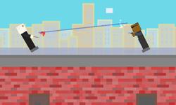 Игра Снайпер на крыше