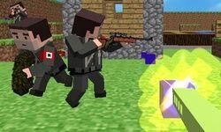 Игра Пиксельные пушки - Апокалипсис 5