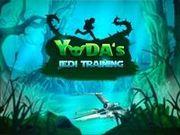 Игра Тренировка Йоды на своей планете