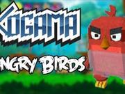 Игра Kogama: Angry Birds