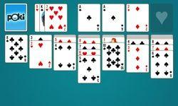 Игра Косынка по 1 и 3 карты