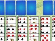Игра Солитер - пасьянс