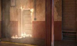 Игра Побег из горящего здания