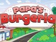 Игра Папина бургерная