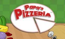 Игра Папина пиццерия