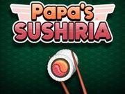 Игра Папина Суширия