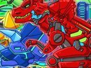 Игра Дино Робот: Снова в деле