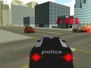 Игра 3D Симулятор полицейского автомобиля