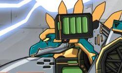 Игра Дино Робот: Кентрозавр