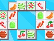 Игра Маждонг со сладкими фруктами