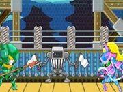 Игра Драка роботов: Финал