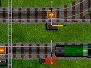Игра Контроль трафика. Поезда