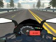 Игра Езда на мотоцикле