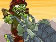 Игра Зомби-байкер Роджер