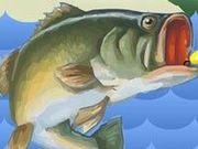 Игра Удачная рыбка
