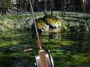 Игра Рыбалка на озере 3