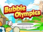 Игра Олимпийские игры с пузырьками