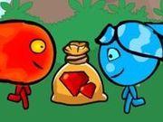 Игра Огонь и Вода: В поисках сокровища