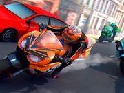 Игра Экстремальные мотогонки гонки