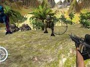 Игра Снайпер на динозавров