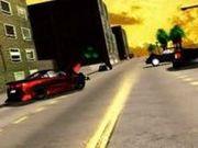 Игра Гонки с красным гонщиком 2