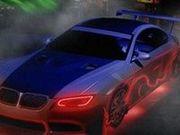 Игра Ночное вождение: гонки на машинах