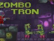Игра Зомботрон. Первая часть