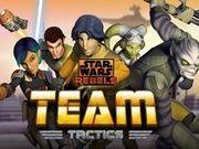 Игра Star Wars Rebels: Team Tactics