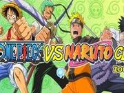 Игра One piece VS Naruto CR: Zoro