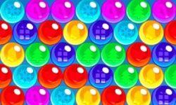 Игра Рождественские пузырьки