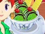 Игра Чай мороженое