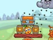 Игра Обложка оранжевый: путешествие гангстеров