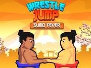 Игра Wrestle Jump: Sumo Fever