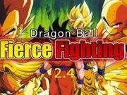 Игра Dragon Ball Fierce Fighting 2.4